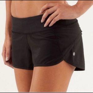 🍋 Black Lululemon Shorts